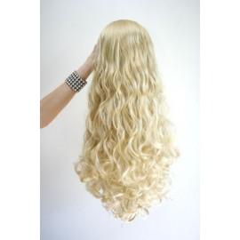 Long 60cm Dumb Blonde Synthetic Extension