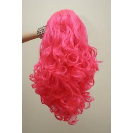 Medium 40cm UV Pink Synthetic Extension